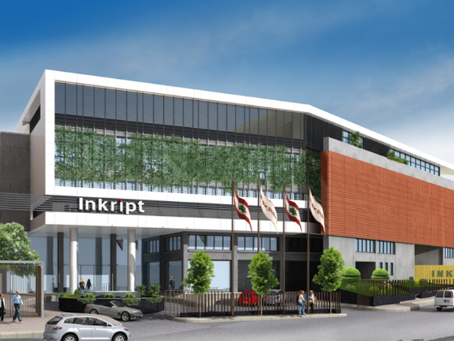 Inkript Factory Expansion